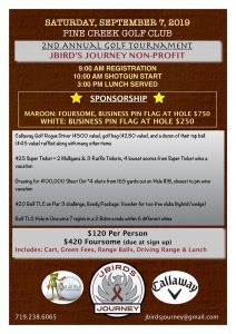 jbirds-journey-2nd-annual-golf-tournament